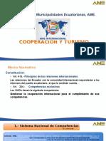 Cooperación y Turismo