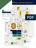 Notre Dame Parking Map