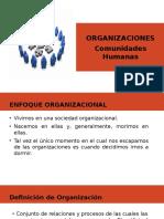 Clase Organización