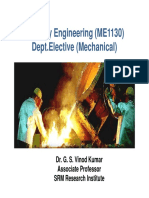 Foundry Engineering ME0029