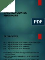 COSTO MINERALES
