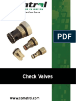 02 CV-Check Valves Catalog