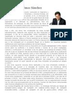 Carlos Cuauhtémoc Sánchez Biografia