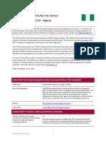 Nigeria IFRS Profile 2016
