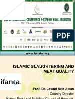 Ifanca Halal Slaughter-16.01.12