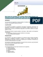 Las Inversiones - CON-103
