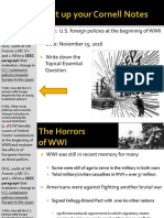 Day 2 - 2016 - American Foreigh Policy and Isolationism - Prelude to WWII.pdf