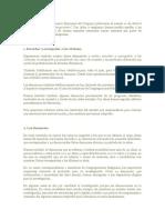Los Obispos de La Conferencia Episcopal Del Uruguay Publicamos El Pasado 12 de Abril El Documento
