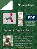 nomenclature- ionic covalent acids