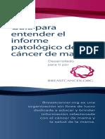 Como Leer Informe Cancer de Mama