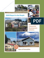 2009 Biennial Report to the People
