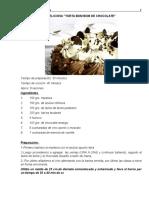 Chocolates Recetas