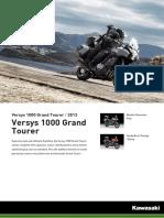 Versys 1000 Grand Tourer