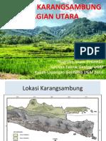 Geologi Karangsambung Bag Utara