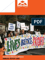 2005 Ecumenical Advocacy Alliance Annual Report