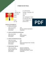Curriculum Vitae Rofiq