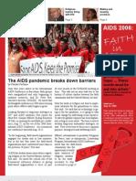 Aug 13 2006 Bullentin Ecumenical Advocacy Alliance Faith in Action