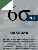 Presentacion - Six Sigma.pdf