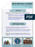 Newsletter EAC Mar-Mai 2010