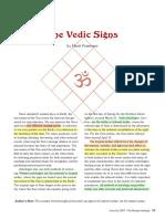Hank Friedman - The Vedic Signs