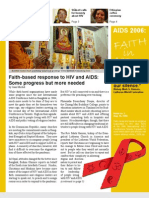 Aug 15 2006 Bullentin Ecumenical Advocacy Alliance Faith in Action