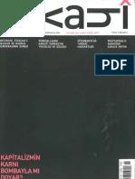 Siyahi Dergi Sayi 1
