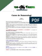 Curso de Numerologia