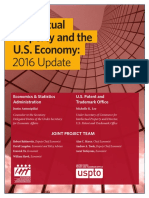 Intellectual Property and the U.S. Economy