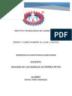 Instituto Tecnologico de Ciudad Vallesrafael Ponce