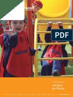 Catalogo de Juegos de Plaza Linea REFORZADA