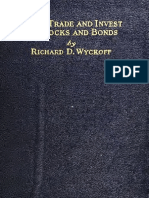 Wyckoff - How I trade and invest in stocks and bonds.pdf