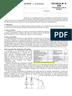 Práctica de Laboratorio - Destilacion