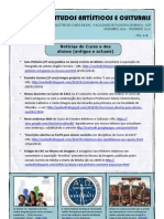 Newsletter EAC Dez 2009 Fev 2010