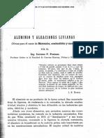 Libro Aluminio