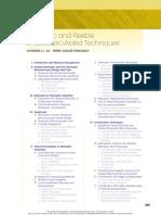 Fiberoptic and Flexible Endoscopic-Aided Techniques