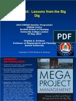 OMEGA Seminars 2015 2015-05-27 Virginia Greiman