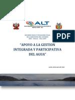 Informe Final Pnuma Alt Objetivo 3 20 de Nero 2011