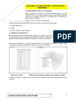 Analisis Estructural Con Sap2000 v18