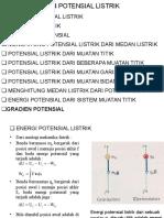 5.Potensial-Listrik Dan Kapasitor.ppt