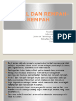 Herbal Dan Rempah