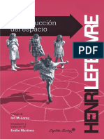 HENRY LEFEBVRE  La producción del espacio.pdf