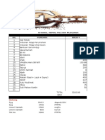 Bajet Perbelanjaan 2016 (Dah Bekerja)