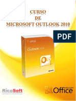 Curso de Outlook 2010