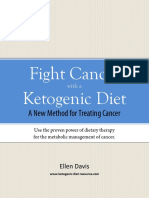 Ketogenic Diet for Treating Cancer