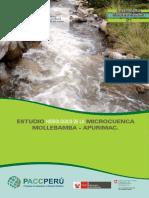 ESTUDIO HIDROLOGICO MICROCUENCA MOLLEBAMBA. APURIMAC.pdf