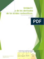 Derivados de Ácidos Carboxílicos1