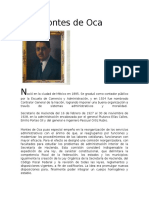 Luis Montes de Oca