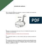 Control de Monoxido de Carbono