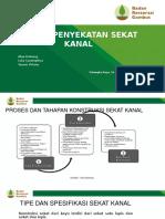 Presentation 2 Teknis Sekat Kanal