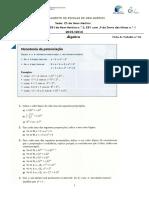 FT 22 - ALG - Álgebra.pdf